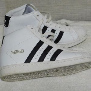 SCHUHE ADIDAS SUPERSTAR PRO MODEL Herren High Top Sneaker